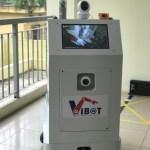 EZVIZ Solusi Inovatif  dalam Meningkatkan Keamanan Petugas Medis Saat Penanganan  Pasien COVID-19 di Rumah Sakit