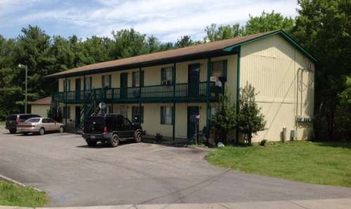 commercial property knoxville Pine Creek Apartments