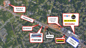 PENDING: Western Ave Commercial Land