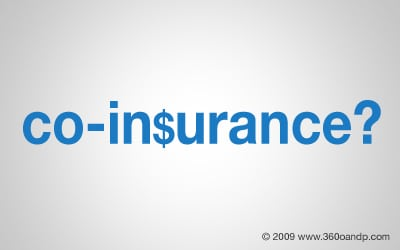 co-insurance generic image
