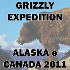 Grizzly Expedition Alaska Canada logo