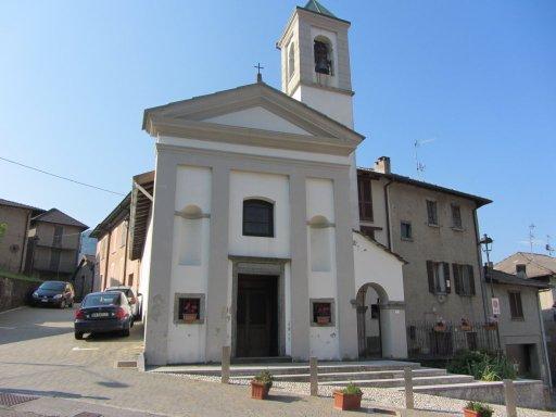 Chiesa dell'Addolorata - Zelbio