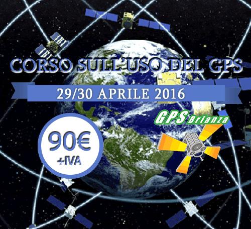 Immagine WP Corso GPS Aprile 2016