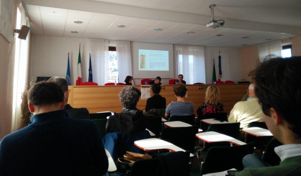 Conferenza Consorzio Forestale Lario Intelvese