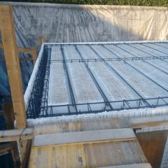 29 – Posizionamento gabbia correa