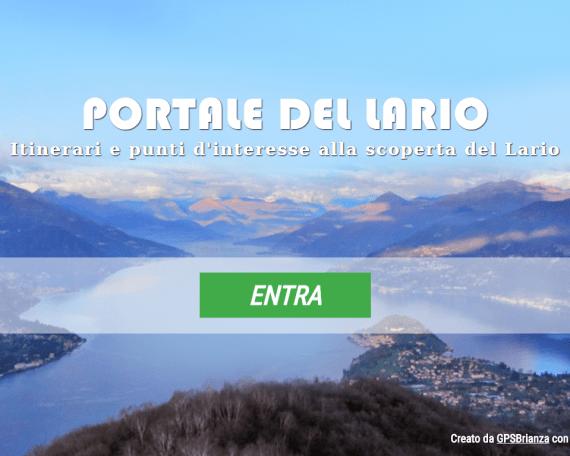 Homepage Portale del Lario