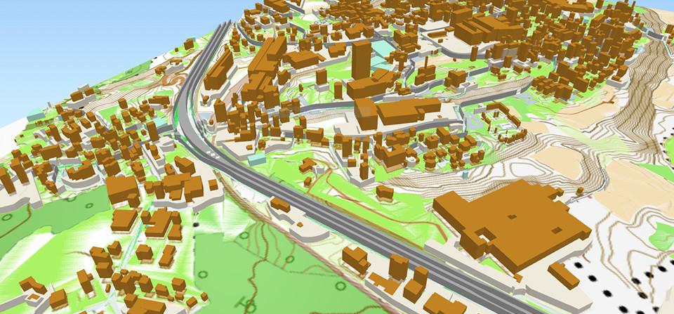 Cartografia GPSBRIANZA