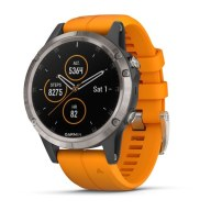 Multisport GPS Smartwatch Fenix 5 Plus