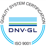 Quality system certification gps