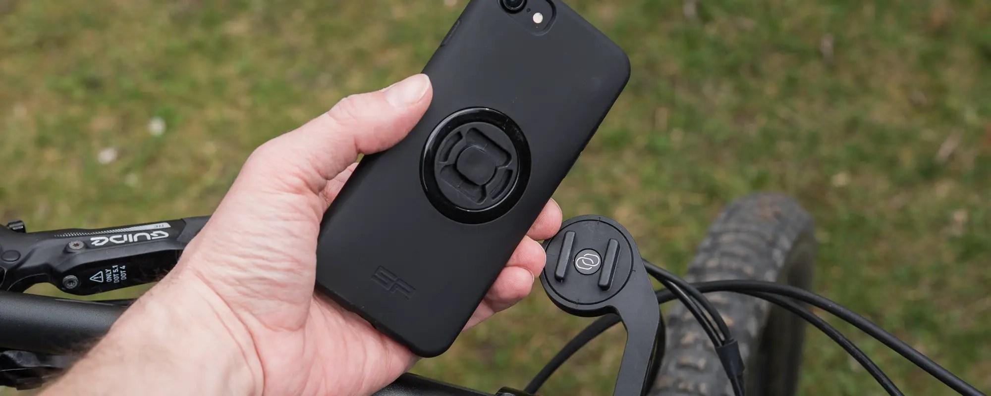 Sp Connect Halterung Im Test 187 Smartphone Stabil Am Lenker