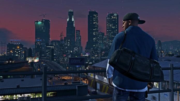 PC Game Open World Grand Theft Auto V