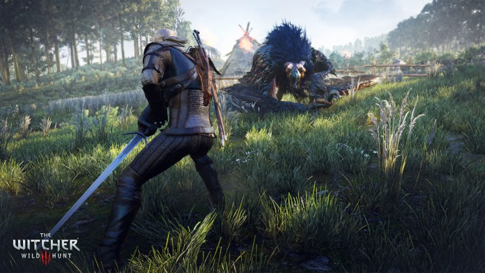PC Game Open World The Witcher 3: Wild Hunt