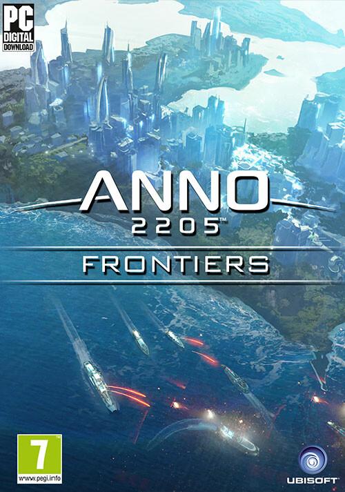Anno 2205: Frontiers DLC [Uplay] für PC online kaufen