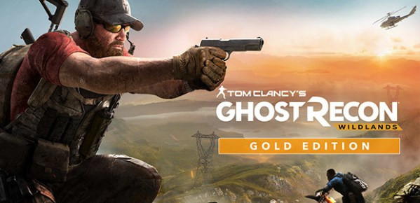 Tom Clancy's Ghost Recon Wildlands Gold Year 2 Edition ...