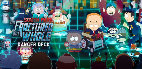 South Park: The Fractured But Whole - Danger Deck [Uplay ...