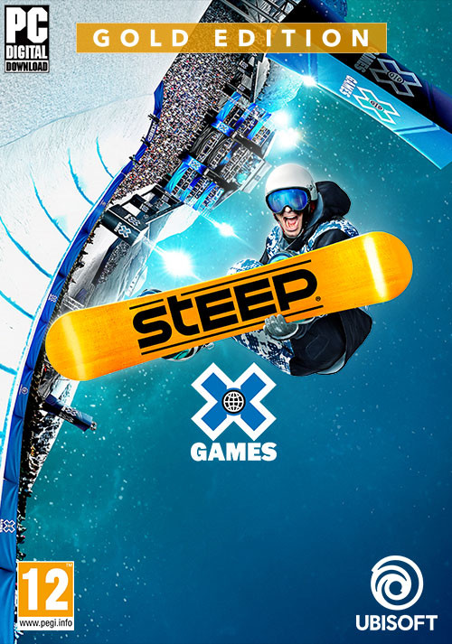 Steep X Games Gold Edition [Uplay Ubisoft Connect ...