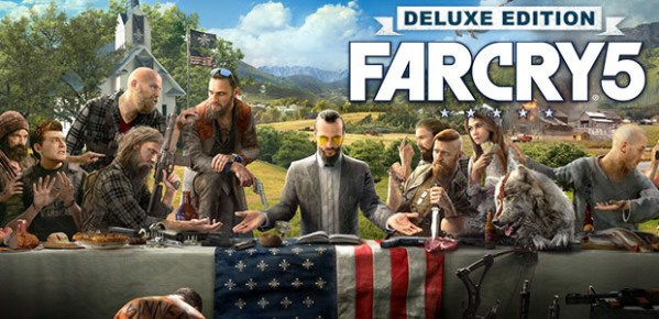 Far Cry 5 - Deluxe Edition [Uplay Ubisoft Connect ...