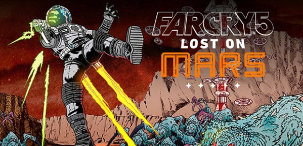 Far Cry 5 - Lost On Mars [Uplay Ubisoft Connect] for PC ...