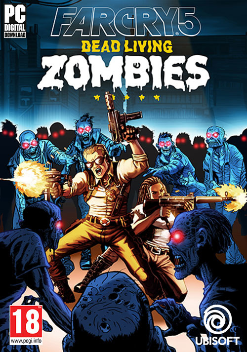 Far Cry 5 - Dead Living Zombies [Uplay Ubisoft Connect ...