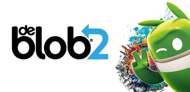Resultado de imagen para DE BLOB 2 logo
