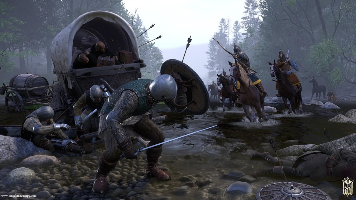 Kingdom Come: Deliverance Steam Key for PC - Buy now