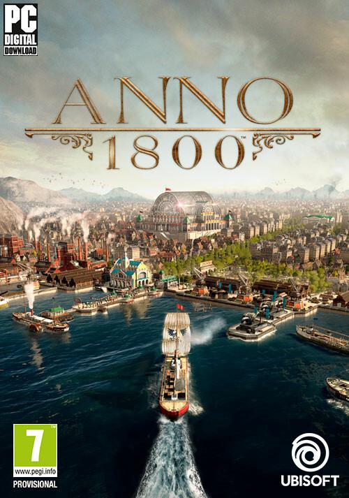 Anno 1800 [Uplay Ubisoft Connect] / Acheter et télécharger ...
