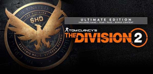 Tom Clancy's The Division 2 - Ultimate Edition [Uplay ...