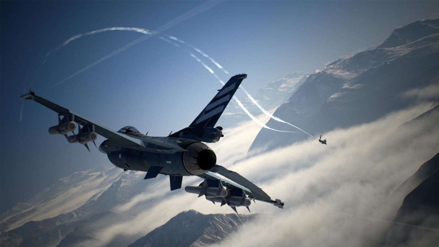 Ace Combat 7 Skies Unknown-CPY PC Direct Download [ Crack ]