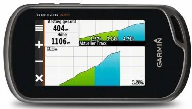 Garmin GPS Handgerät Oregon 600-2