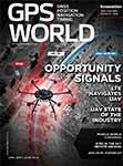 gps world - April 2017