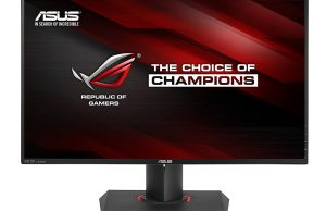 ASUS ROG SWIFT PG27AQ Best Gaming Monitor 2017