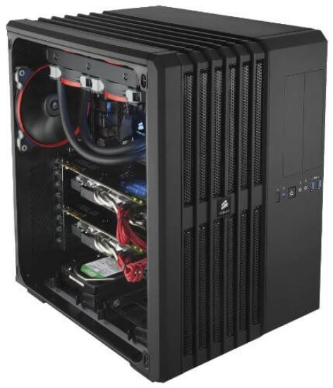Corsair Carbide Air 540 Small ATX Computer Case