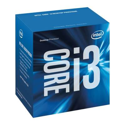 Intel 3.70 GHz Core i3-6100 CPU
