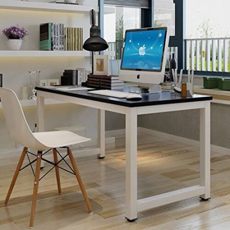 Tribesigns Modern Simple Style Computer Gaming Desk