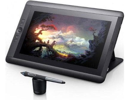 Wacom Cintiq 13HD Interactive Tablet For Graphic Designers