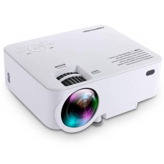 DBPOWER T20 Mini Projector