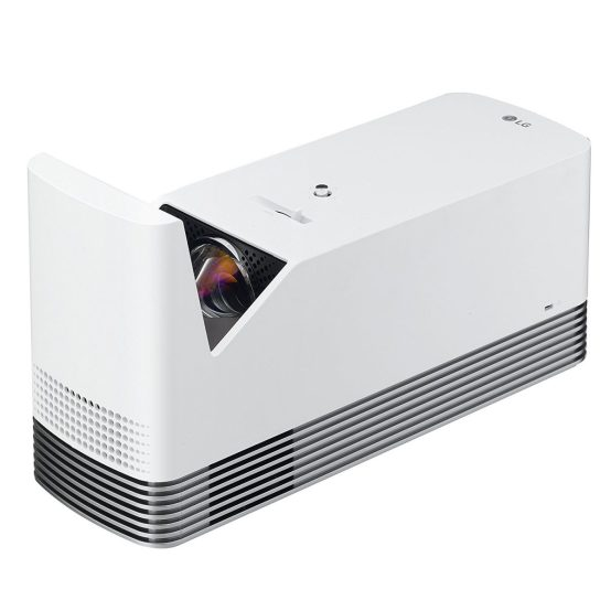 LG HF85JA Ultra Short Throw Laser Smart Home Theater Projector