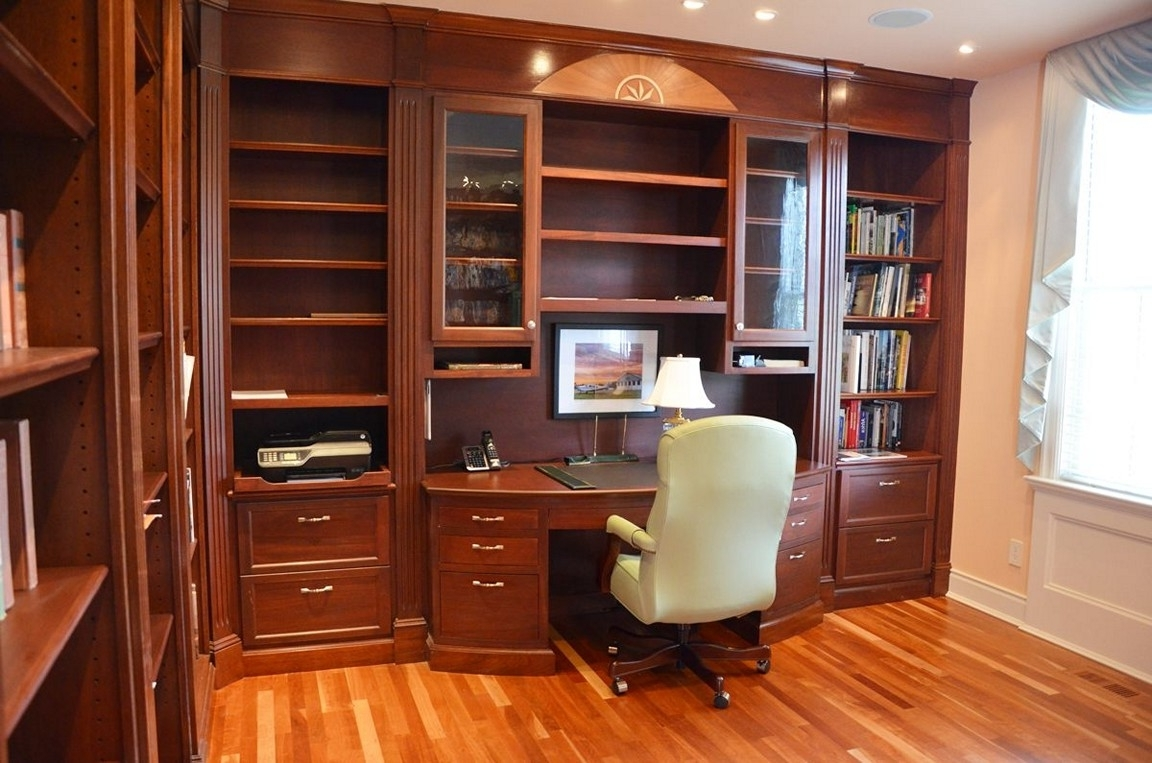 15 Best Desk With Bookcases