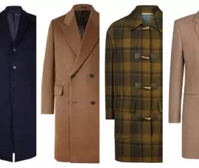 The Best Winter Ready Wool Coats For Men