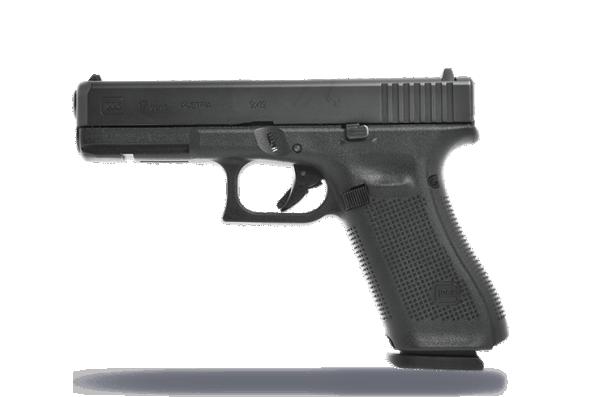 Glock 17 Gen 5 Black 17+1 - GQ Armory