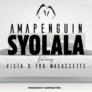 AmaPenguin feat. Vista x TDK MaCassette - S'yolala. Latest South African Gqom music, gqom music 2018, new gqom songs