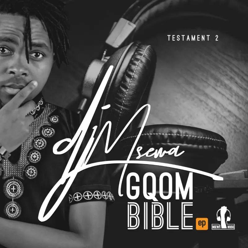 Gqom Bible Testament Two EP