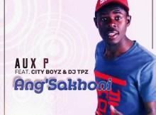 Aux P feat. City Boyz & Dj Tpz - Ang'sakhoni