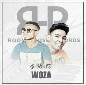 DJ 88 & TC - Woza