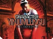 Character feat. Chesah (Thulile P Mkhize) - Yinjumlungu