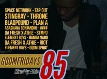 GqomFridays Mix Vol.85 (Mixed By Dj Athie)