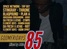 GqomFridays Mix Vol.85 (Mixed By Dj Athie)