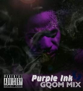 Moken Deep - Purple Ink (Gqom Mix)