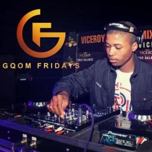 GqomFridays Mix Vol.92 (Mixed By DjTee Durban Sounds)