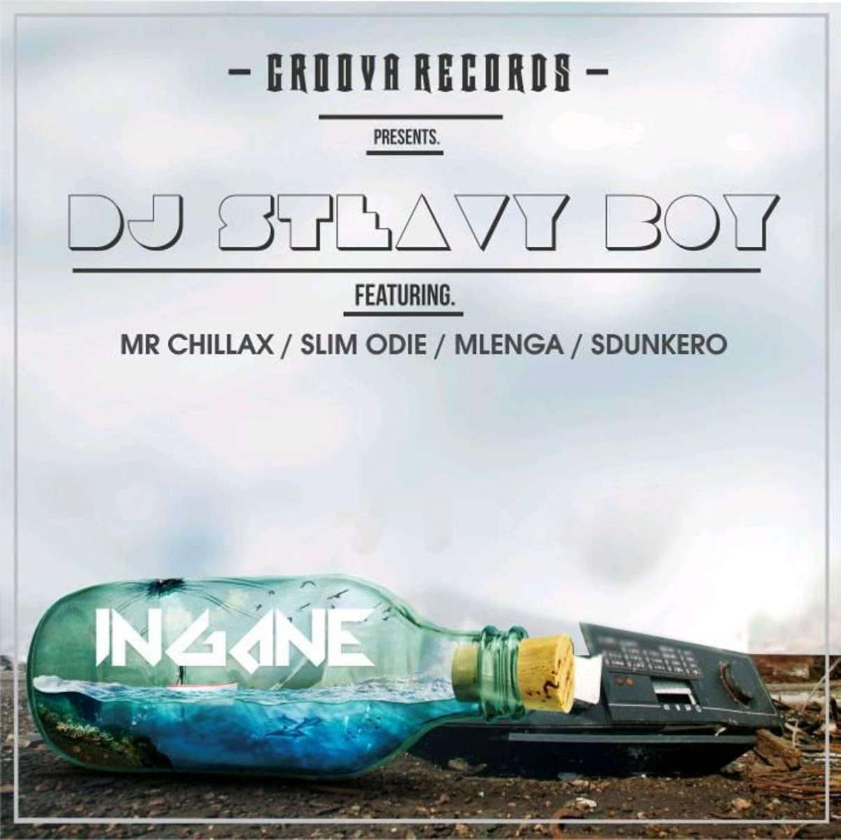 DJ Steavy Boy, Mr Chillax, Slim Odie, Mlenga & Sdunkero - Ingane (Original Mix)